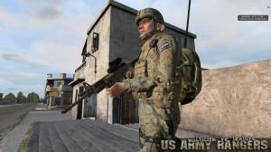 Thread US Army 75th Ranger Regiment