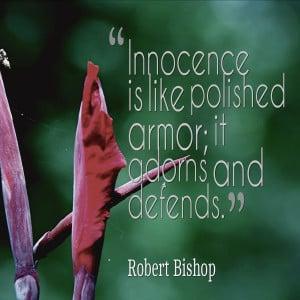 Innocence Quotes. QuotesGram