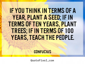 Inspirational Quotes About Planting Seeds