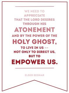 Elder David A. Bednar- quotes