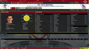Request a Player Screenshot 2010