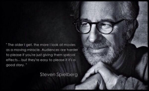, Spielberg Quotes, Film Quotes, Quotes Sayings, Filmmaking Quotes ...