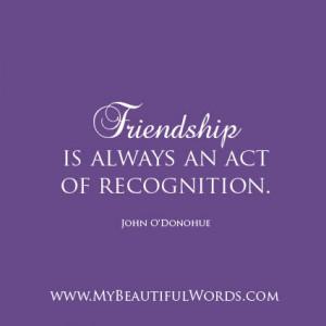 Friendship Quotes Pare Saturday June
