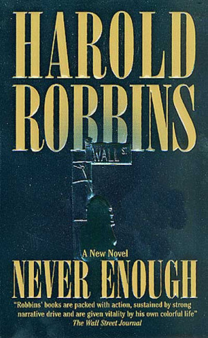 Harold Robbins Never Enough