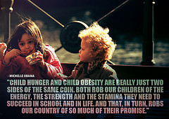 ) Tags: poverty kids america children quote michelle hunger quotes ...
