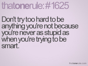 Quotes Trying Too Hard ~ Quotes About Trying Too Hard In Life
