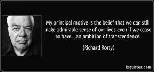 More Richard Rorty Quotes