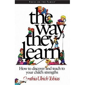 ... some more recent books on learning styles, but this is my favorite