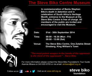 Steve Biko Quotes