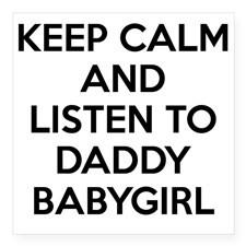 Daddy Dom Stickers