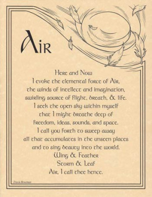 air, pagan, paganism, wicca, wiccan
