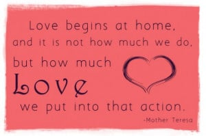 February Month of Love Quotes