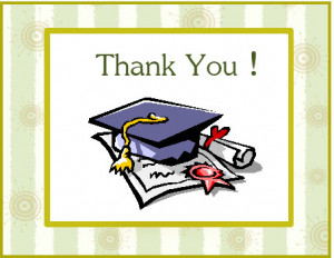 Thank you cards for your