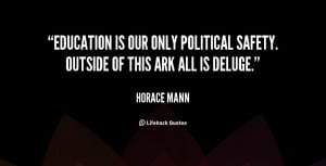 Horace Mann Quotes On Education