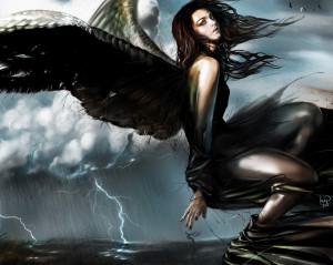Gothic Dark Angel
