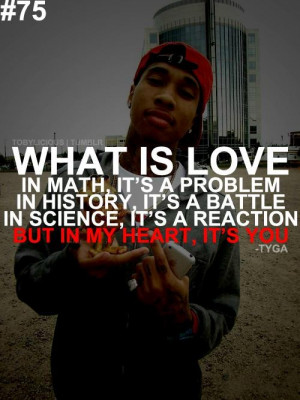 Rap quotes about love tumblr