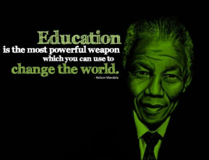 most powerful weapon…