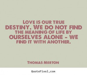 Thomas Merton Quote