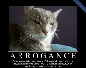 Arrogance vs. Confidence - What Are You Showing From the Stage?