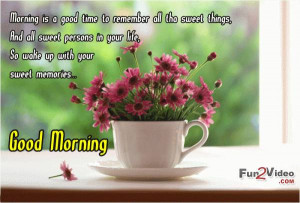 Wake up good morning quotes with images to wish happy morning to your ...