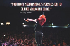 ... Hayley Williams, Favorite Celebrity, Inspiration Quotes, Haley