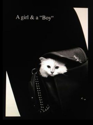 Choupette Lagerfeld Interview - Karl Lagerfeld Quotes on Cat Coupette ...