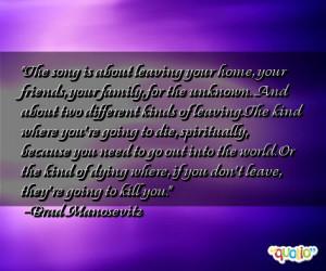 Famous Quotes About Friends