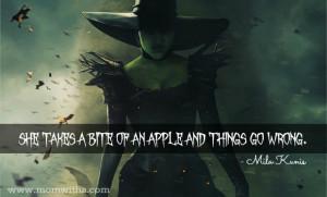 Mila Kunis Interview Oz the Great and Powerful DisneyOzEvent