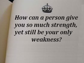 Give Me Strength Quotes & Sayings