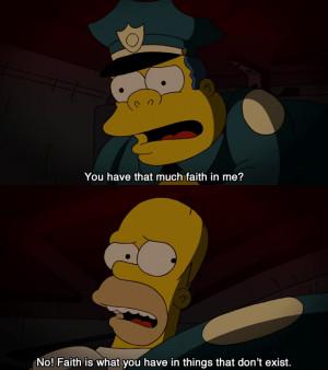 Classic Homer Simpson Quote