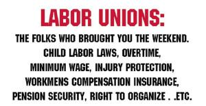 Labour Unions Unite in Canada