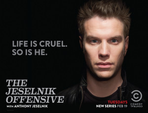 Anthony Jeselnik Quotes Tagged as: anthony jeselnik.