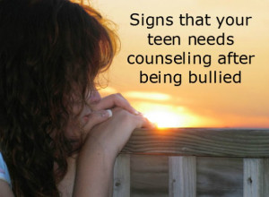 Bullying Awareness: How to Determine if Your Child Needs Counseling ...
