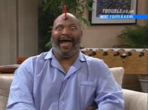 ... known as 'Uncle Phil' in 'Fresh Prince' & Shredder in TMNT cartoon