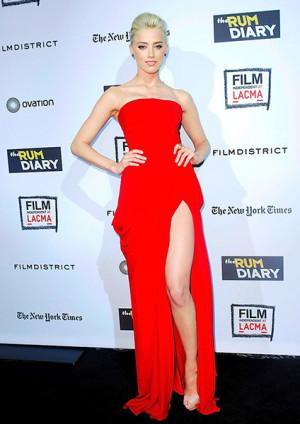 Amber Heard biography