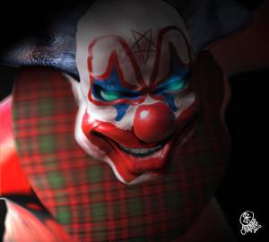 Evil Clown Asm Xalfredx
