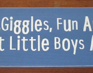 Popular items for little boys are made on Etsy