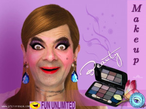 Funny Makeup Picture Free Download
