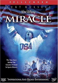 Walt Disney Film Miracle is the most popular Olympic Hockey movie to ...