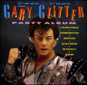 Gary Glitter - C'mon C'mon :Party Album (1987)