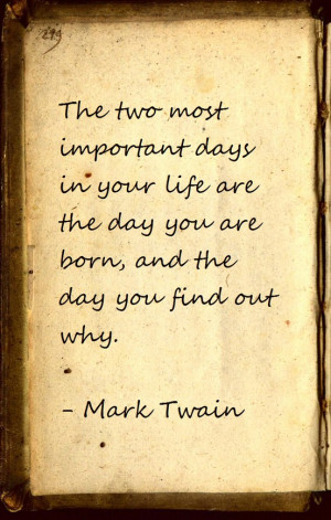 Famous Quotes by Mark Twain
