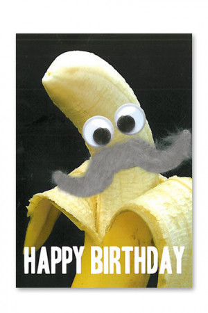 Funny Happy Birthday Cards