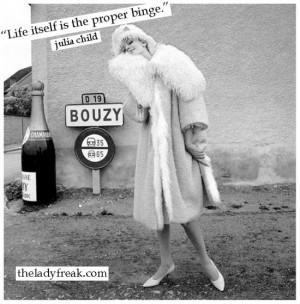 Freaky Girl Quotes Quote: proper binge