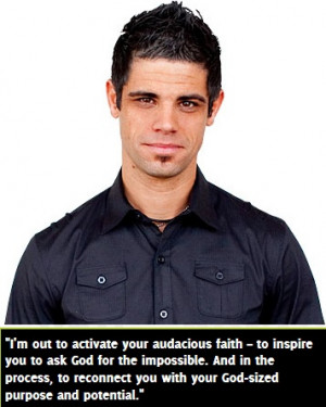 Pastor Steven Furtick of Elevation Church I was lucky enough to attend ...