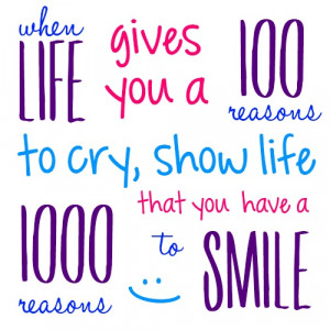 25 Refreshing Quotes About Smiling