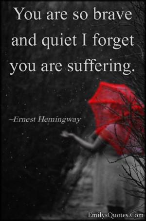 Silent Pain Quotes. QuotesGram