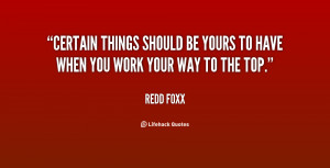 Redd Foxx Quotes