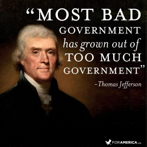 The problem is that Jefferson did not make this assertion. The folks ...
