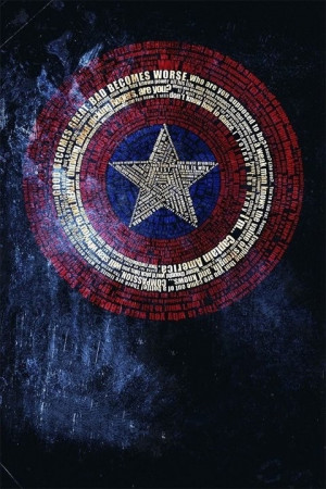 Captain America Quotes, Geek Art, Black Widow Captain America ...