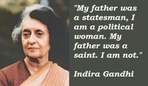 Indira gandhi famous quotes 5